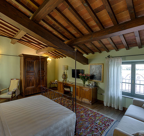 junior suite hotel 4 stelle superior Firenze sud